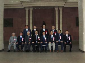 H29宮城県優良土木表彰式